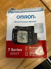 NEW Omron BP6350 7 Series Wireless Wrist Blood Pressure Monitor