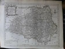 Thomas Kitchin Copper Plate Antique Europe Maps & Atlases