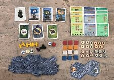 Settlers of Catan Cities & Knights Cards Tiles Walls Pieces Parts Tokens 494 3rd