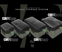 Korda Compac Accessory Case Tackle Bag Compact Fishing Luggage - All Models
