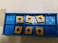 Pack of 6  VALENITE CNMG 543 GT SV315 Carbide Inserts