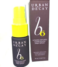 Urban Decay Travel Size b6 Vitamin Infused Complexion Prep Spray, .5 oz. NIB