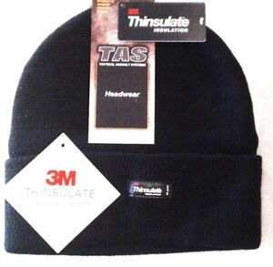 BEANIE 100% WOOL KNITTED WITH A 3M THINSULATE LINING WARM!!