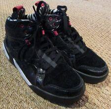 Puma Future Black Trinomic Slipstream LT Mid Ladies Sneakers Shoes #355832-02 Sz