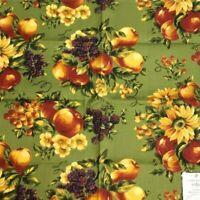 Laura Ashley Napkins Floral Fruit Print Cotton Country 3 Pc Lot