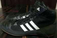 Adidas wrestling shoes 9.5 Black G96983