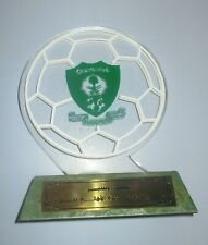 Saudi Arabian Football Federation desk medal