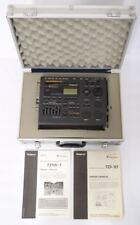 Roland TD-10 espansa Electronic Drum Kit Modulo/cervello + TDW-1 + Custodia di volo