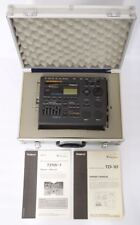 Roland TD-10 EXPANDED Electronic Drum Kit Module/Brain + TDW-1 + Flight Case
