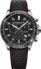 Raymond Weil Swiss Tango Chronograph Black Dial Mens Quartz Watch 8570-SR1-05207