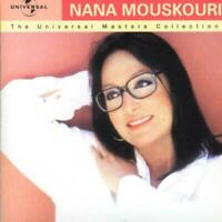 NANA MOUSKOURI The Universal Masters Collection CD BRAND NEW Best Of Compilation