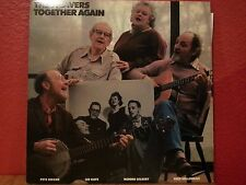 The Weavers-Together Again-LP-Vinyl Record-Loom Records-10681-VG
