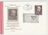 austria  1970 stamps cover ref 19270