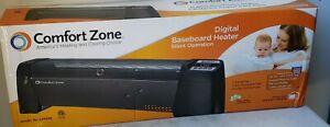 Comfort Zone CZ650B Digital Baseboard Heater
