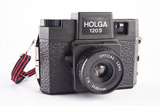 Lomography Holga 120 S Standard Medium Format Film Plastic Camera Near Mint V15