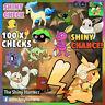 Pokémon GO - 100 x SHINY CHECKS - Any shiny possible Pokemon!
