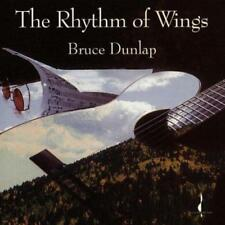 Bruce Dunlap - The Rhythm Of Wings (NEW CD)