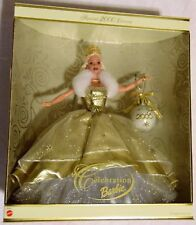 Mattel 2000 Barbie Celebration Barbie Special 2000 Edition Unopened