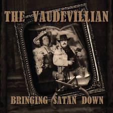 The Vaudevillian - Bringing Satan Down - great new retro blues album