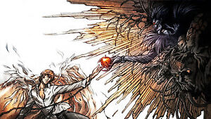 DEATH NOTE LIGHT YAGAMI & RYUK DN11 A3 POSTER ART PRINT BUY 2 GET 3RD FREE