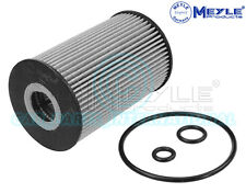 Meyle Oil Filter, Filter Insert with seal 100 322 0011