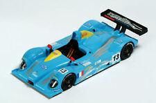 Voitures de courses miniatures bleus Spark