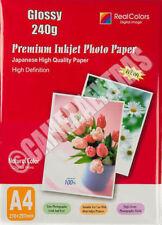 Carta lucida per stampanti