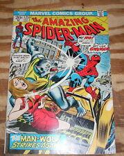 Amazing Spider-man #125 very fine/near mint 9.0