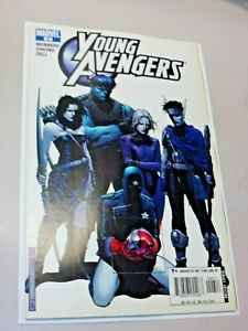 YOUNG AVENGERS #6 1st Appearance of Cassie Lang as Stature. Marvel 2005