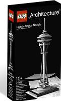 BOX DAMAGE - LEGO Architecture 21003 - Seattle Space Needle NUOVO