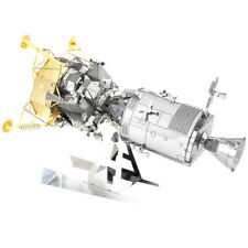 Metal Earth Apollo CSM With LM