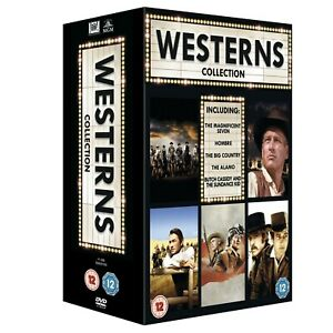 Hollywood Classics: Westerns Collection  DVD Box Set