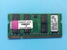 MEMORIA RAM KINGSTON 2GB KVR800D2S6/2GB 1.8v  PORTÁTIL ACER ASUS HP DELL