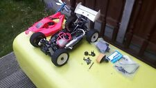 Hobao Hyper 8 Pro 1/8 Buggy Rolling Chassis