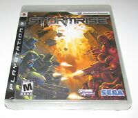Stormrise for Playstation 3 Brand New! Fast Shipping!