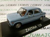 BAL64T Voiture 1/43 IXO Balkans : ZASTAVA 128 (FIAT 128)