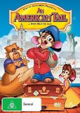 An American Tale 1986 DVD NEW Sealed R4 Don Bluth