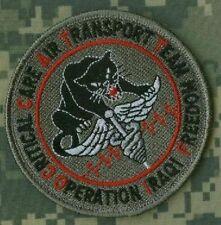 OP IRAQI FREEDOM USAF AE SYSTEM CCATT OD SSI: Critical Care Air Transport Team