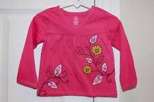 NEW! OLD NAVY Hot Pink / Fushia Shirt Top 18-24 Mos NWT