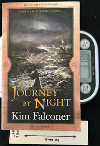 Journey by Night - PB 1st Ed by Kim Falconer
