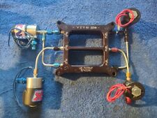 Nitrous Express Dual Stage Shark Plate System 4150 Nitrous Nx