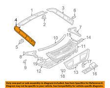 Liftgate Tailgate Hatch-Side Trim Panel Left 20374705717D43