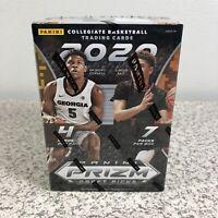 2020 Panini Prizm Draft Picks Basketball Collegiate NBA Blaster Box New Sealed
