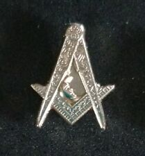 Officers Lapel pin Jr. Deacon Masonic Mason  Gold