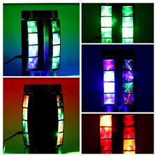 2Pcs 80w LED Disco Party Lights RGBW DJ Spider Moving Head Stage Lighting Beam