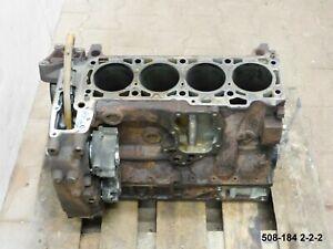 Motor Block Motorblock 3,0 HDi 116 KW / 158PS Fiat Ducato 250 L (508-184 2-2-2)