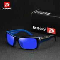 DUBERY Men Polarized Sport Sunglasses Outdoor Driving Cycling Coating Glasses