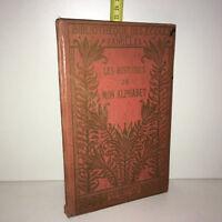 Manuel de lecture LES HISTOIRES DE MON ALPHABET Hachette - ZZ-6361