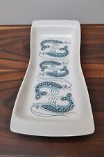 Fab Vintage Robert Jefferson Poole Pottery Lucullus Prawn Oven to Table Dish