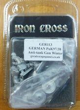 Great Escape Games:Iron Cross: German Pak97/38 AT gun – (Ger113)